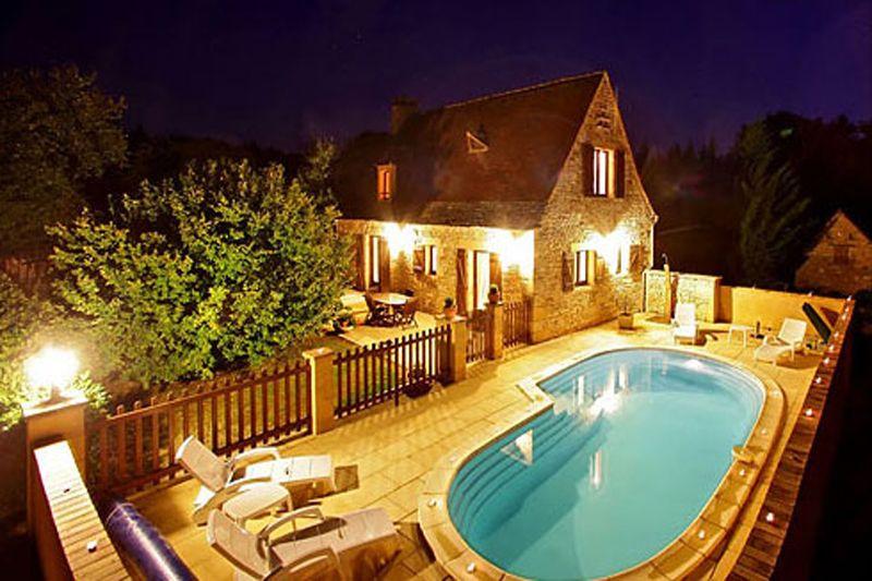 nos réalisations piscine gîte