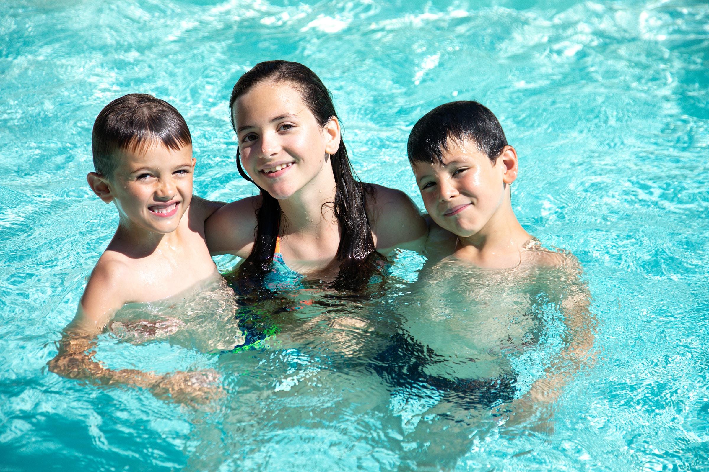 piscines minard enfants